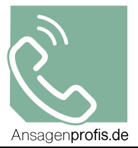 günstige Telefonansagen